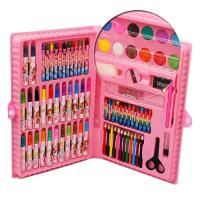 Buy cheap 86 piece watercolor pen Stationery Sets from wholesalers