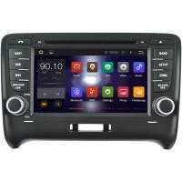 Quality 2007- 2013 Android Audi TT Car Stereo , Audi Sat Nav DVD Player Pixel 1024 X 600 for sale