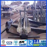 Quality Stockless Anchor with KR LR BV NK LR ABS DNV certification for sale