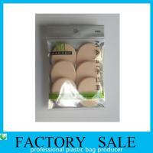 Best Laminate Self Adhesive Bags , Self Sealing Bags For Makeup Tools Packaging wholesale