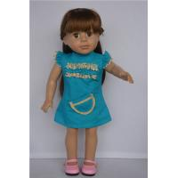 China making doll molds/life size doll vinyl/doll clothes type american girl doll clothes on sale