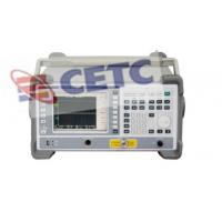 China 17cm LCD display Noise Figure Analyzer for wave amplifier attenuator / mixer on sale