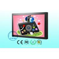 China LED Backlight 19 Touch Screen Digital Signage / Toshiba TFT LED Screen on sale