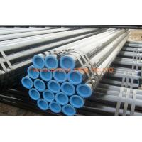 Quality Welded Cold Rolled Steel Pipe / Tubing For Machinery , BS1387 , ASTM A53 for sale