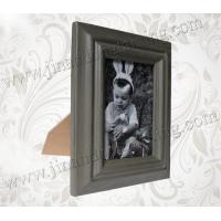 China ornate photo frame funny picture frame handmade wooden photo frame on sale