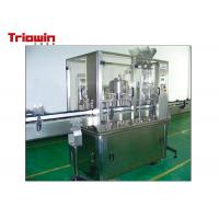 Quality 20 ~ 500 L / H Automatic Small Scale Fruit Processing Equipment Corrosion Resistance for sale