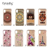 Best iphone8 New Arrival Case IMD PC Material Protective Case Cover Mandala Flower Pattern Design Case Cover for iPhone 8 wholesale