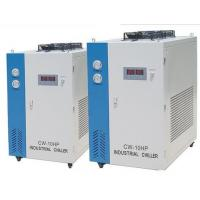 Buy Light Weight Industrial Air Chiller Unit Equipped With Reverse Phase Lack Protection at wholesale prices