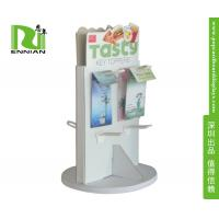 Quality Spinning Shop Display Fittings Spinner Display Racks With Moveable base for sale