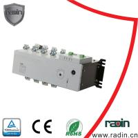 Quality 125 - 250 A  Electric Transfer Switch For Generator , Manual 100 Amp Generator Transfer Switch for sale