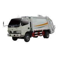 Quality 4 Ton Waste Truck Container Compactor Garbage Truck With 140KW YUCHAI Engine for sale
