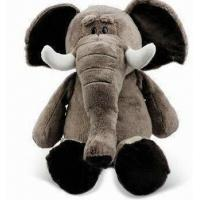 Quality Grey Elephent Plush Toy for sale