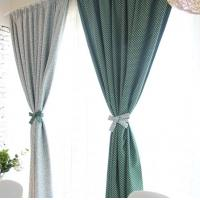 Buy cheap Korean blackout curtains living room curtains bedroom curtain from wholesalers