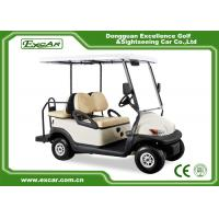 Quality EXCAR 48V Trojan Batteries Used Electric Golf Carts 4 Passengers 275A for sale
