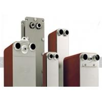 Quality Stainless 304 Brazed Plate Heat Exchanger , Welded Plate And Frame Heat Exchanger for sale
