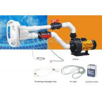 Quality IP55 High Efficiency Pool Pump , Variable Speed Pool Pump With Control Switch for sale