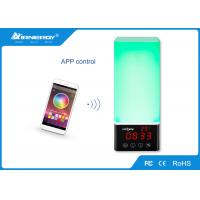 China Bluetooth Night Light ,  Bluetooth speaker  with APP control , colorful LED light on sale
