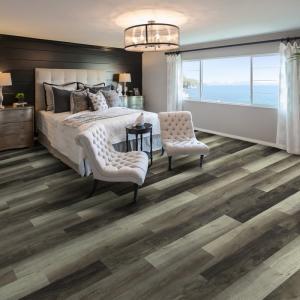 Buy cheap Anti Slip Commercial Vinyl Flooring , Wood Texture PVC Plank Flooring from wholesalers