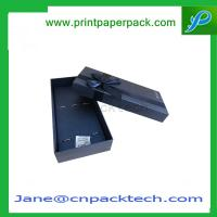 China Custom Printing Jewelry Box Rigid Cardboard Boxes Gift Packaging Box Paper Box Lid and Base Boxes on sale