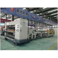 China 2 Layer Automatic Corrugated Cardboard Production Line 30 Meters Length on sale