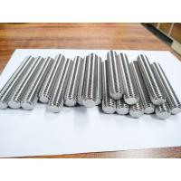 Buy cheap UNS N10276 Hastelloy C276 Fully Threaded Rods Stud Bolt as per DIN975 from wholesalers