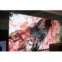 Buy cheap HD indoor led screen P3.91 RGB Hire Video / AVI / MOV 65536 Pixel/M2 from wholesalers