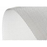 Quality Rigid Galvanized Steel Woven Wire Mesh Panels High Impact Resistance for sale