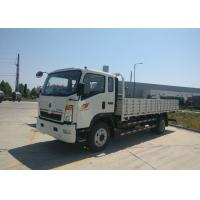 China 4*2 SINOTRUK HOWO 5-10t Light Duty Trucks With 4.2t Rear Axle EURO 2 Emission on sale
