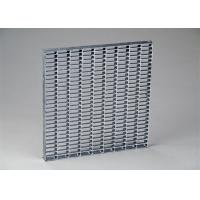 Quality Safety Serrated Black Metal Grate Structural Grating Q235 Q345 S275 Grade for sale