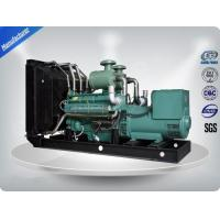 Best Open Three Phase Industrial Generator Set Silent With 12V DC Electric Starting System wholesale