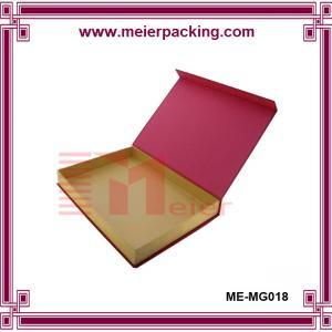 Best New arrival custom OEM magnet closure shirt cardboard box wholesale with lid Printing wholesale