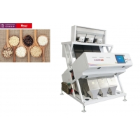 China CCD Color Sorter Of 2.4Kw Voltage 220V/50HZ Available For Any Grain for sale