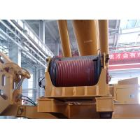 Quality Nonstandard Enginner High Speed Electric Winch 1-5 Ton Load Size Customized for sale