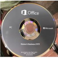 Quality Microsoft Office 2019 Ms Office Latest Version Home And Business HB Retail Box For Windows for sale