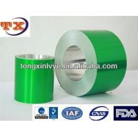 Quality 8011 Aluminium Strip Both Side Lacquer For Vial Seals for sale