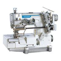 Quality Flatbed Interlock Sewing Machine for Elastic Lace with Edge Trimming FX500-05MD for sale