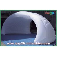 Quality Customized Small Inflatable Air Tent Outdoor Inflatable Advertising Tent for sale