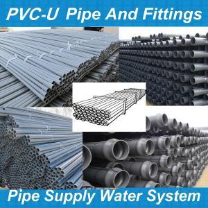 China pvc pipe fo/pvc pipe 250 m/upvc pipe/pvc conduit p/20mm diameter pvc/plastic drainage pipe on sale