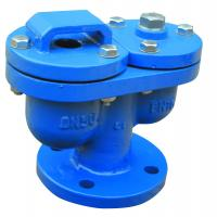 Quality DN40 DN200 Automatic Air Vent Valve With Double Ball ISO Standard for sale