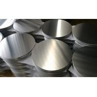 China 1000 Series Alloy Aluminium Discs Circles Round Shape For Cookware on sale