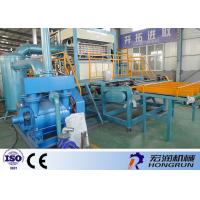 Quality Multi Function Water Saving Apple Tray Machine For Middle Size Farm 200 KW for sale