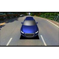Quality 2D and 3D Mode 180 View Car Camera System , Surround View System High Resolution for sale