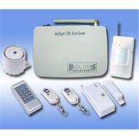China Wireless GSM Home Alarm System on sale