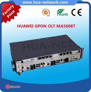 China HUAWEI OLT 8 PON/16 PON/24 PON/32 PON Ports MA5608T with iManager U2000 on sale