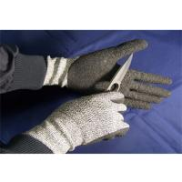 Quality Latex Coated Palm Cut Resistant Gloves 13 / 15 Seamless Knitting Needle for sale