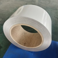 Quality Alloy Powder Coating Aluminum Gutter Coil Alkyd Resistant for sale