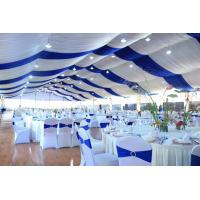 Quality Luxury Marquee Outside Wedding Tents Banquet Hall Tent For Event Parties for sale