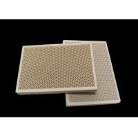 Buy cheap Porous Honeycomb Ceramic Infrared Gas Burner Ceramic Plate For Oven from wholesalers