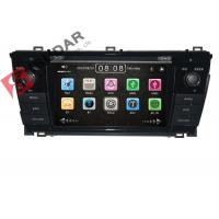 Quality Left Hand Driving DVD GPS Navigation For Toyota For Toyota Corolla 2014 Navigation System for sale