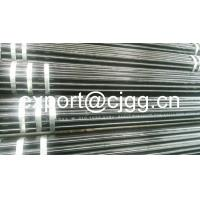 Quality ST52 / Q345 Cold Drawn Steel Pipes Din 1629 Seamless Mechanical Tubing for sale